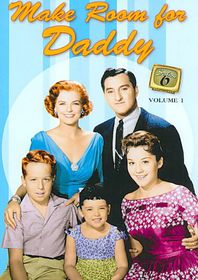 Make Room for Daddy:Season 6 V1 - (Region 1 Import DVD)