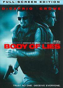 Body of Lies - (Region 1 Import DVD)