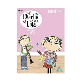 Charlie and Lola: Two - (Import DVD)