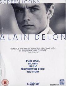 Screen Icons: Alain Delon (Box Set) - (Import DVD)