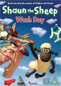 Shaun the Sheep: Wash Day - (Import DVD)