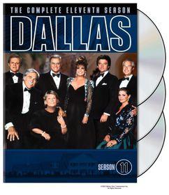 Dallas:Complete Eleventh Season - (Region 1 Import DVD)