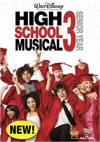 High School Musical 3:Senior Year - (Region 1 Import DVD)