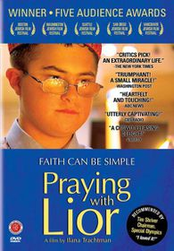 Praying with Lior - (Region 1 Import DVD)