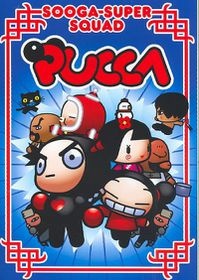 Pucca:Sooga Super Squad - (Region 1 Import DVD)