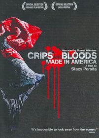 Crips and Bloods:Made in America - (Region 1 Import DVD)