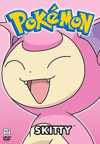 Pokemon All Stars Vol 17 (Skitty) - (Region 1 Import DVD)