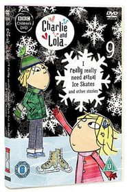 Charlie and Lola: I Really Really Need Actual Ice Skates... - (Import DVD)