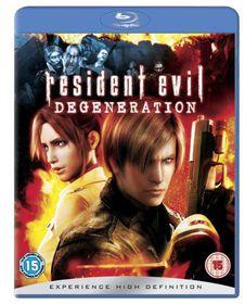 Resident Evil: Degeneration - (Import Blu-ray Disc)