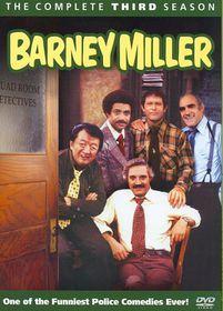 Barney Miller:Complete Third Season - (Region 1 Import DVD)