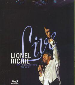 Lionel Richie: Live in Paris - (Import Blu-ray Disc)
