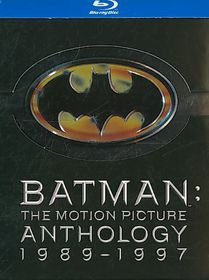 Batman:Motion Picture Anthology - (Region A Import Blu-ray Disc)