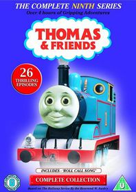 Thomas the Tank Engine and Friends: The Complete Ninth Series  - (Import DVD)