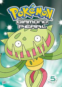 Pokemon Diamond & Pearl Vol 5 - (Region 1 Import DVD)