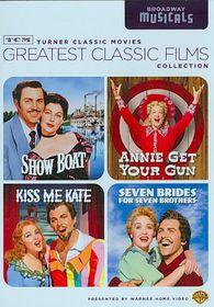 Tcm Classic Films:Broadway Musicals - (Region 1 Import DVD)