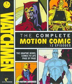 Watchmen:Motion Comics - (Region A Import Blu-ray Disc)