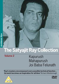 The Satyajit Ray Collection: Volume 2 (Box Set) - (Import DVD)
