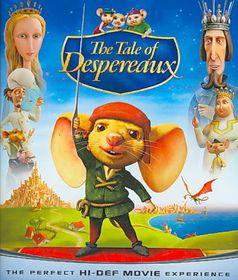 Tale of Despereaux - (Region A Import Blu-ray Disc)