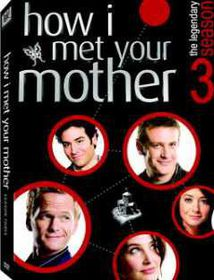 How I Met Your Mother Season 3 (DVD)