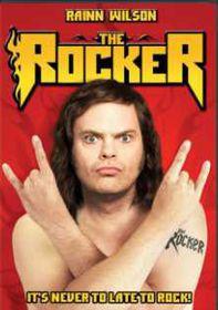 The Rocker (2008) - (DVD)