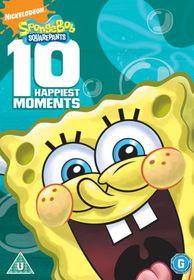 SpongeBob Squarepants: 10 Happiest Moments  - (Import DVD)