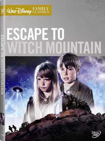 Escape to Witch Mountain (1975)(DVD)