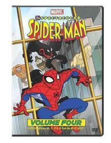 Spectacular Spider Man Vol 4 - (Region 1 Import DVD)