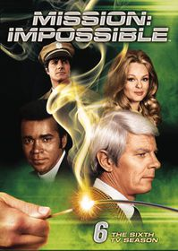 Mission Impossible:Complete Sixth Season - (Region 1 Import DVD)