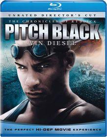 Pitch Black - (Region A Import Blu-ray Disc)