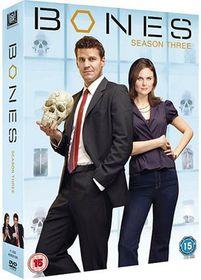 Bones: Season 3 - (Import DVD)
