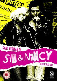 Sid and Nancy  - (Import DVD)