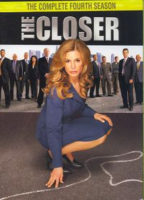 Closer:Complete Fourth Season - (Region 1 Import DVD)