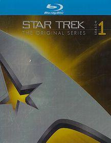 Star Trek:Original Series Sea 1 - (Region A Import Blu-ray Disc)