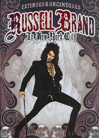 Russell Brand in New York City - (Region 1 Import DVD)