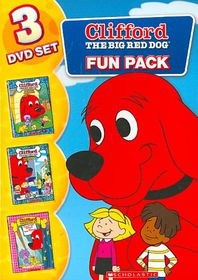 Clifford Family Pack - (Region 1 Import DVD)
