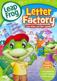 Leapfrog:Letter Factory - (Region 1 Import DVD)