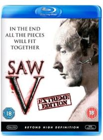 Saw V - (Import Blu-ray Disc)