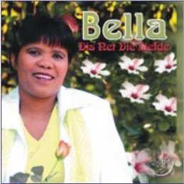 Bella - Dis Net Die Liefde (CD)