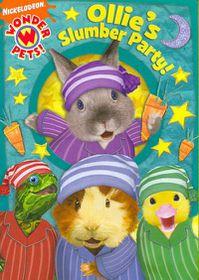 Wonder Pets:Ollie's Slumber Party - (Region 1 Import DVD)