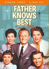 Father Knows Best:Season Three - (Region 1 Import DVD)