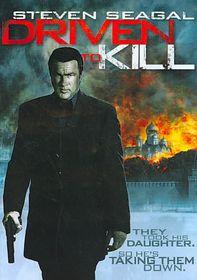 Driven to Kill - (Region 1 Import DVD)