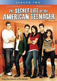 Secret Life of the American Teenanger: Season 2 - (Region 1 Import DVD)