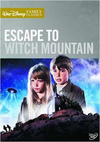 Escape to Witch Mountain (Special Edition) - (Import DVD)