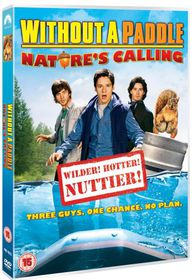 Without a Paddle - Nature's Calling  - (Import DVD)