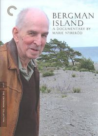Bergman Island - (Region 1 Import DVD)