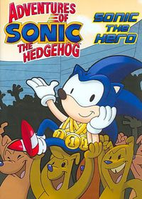 Sonic the Hero - (Region 1 Import DVD)