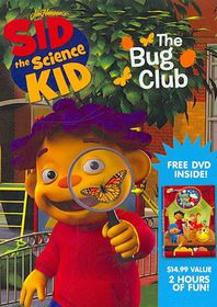 Sid the Science Kid:Bug Club - (Region 1 Import DVD)