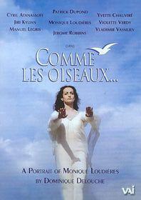 Comme Les Oiseaux - (Region 1 Import DVD)