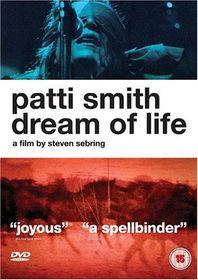 Patti Smith: Dream of Life - (Import DVD)