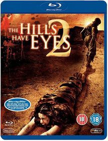 The Hills Have Eyes 2 - (Import Blu-ray Disc)